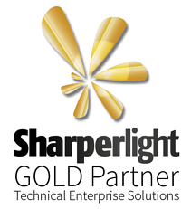 sharperlight-gold-partner-logo